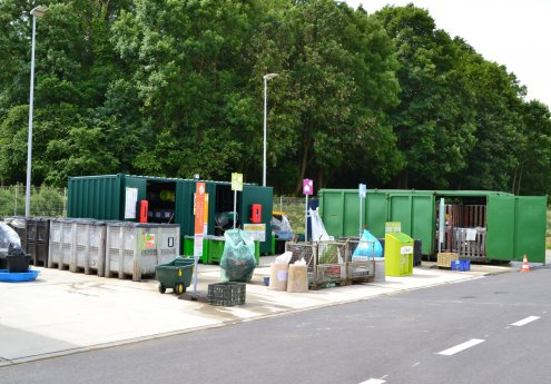 parc de recyclage