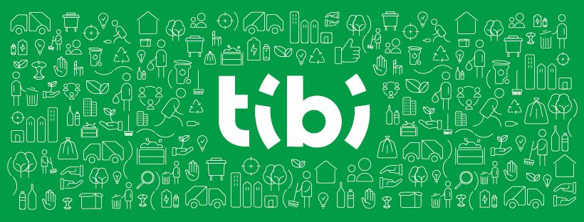 Le nouveau logo de Tibi