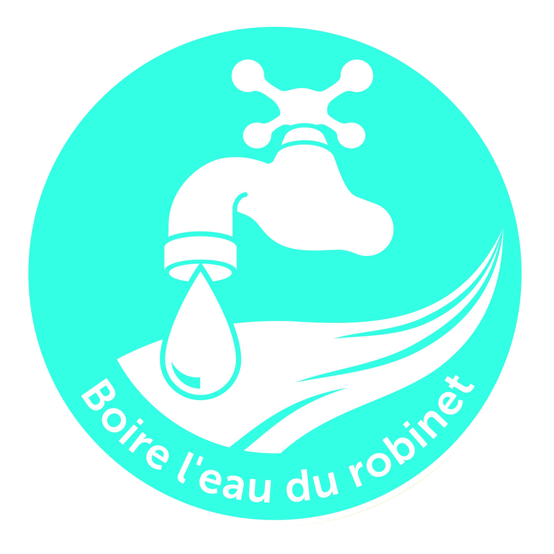 Boire l'eau du robinet